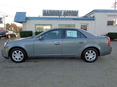 2004 Cadillac CTS for sale at Mashburn Motors in Saint Clair MI