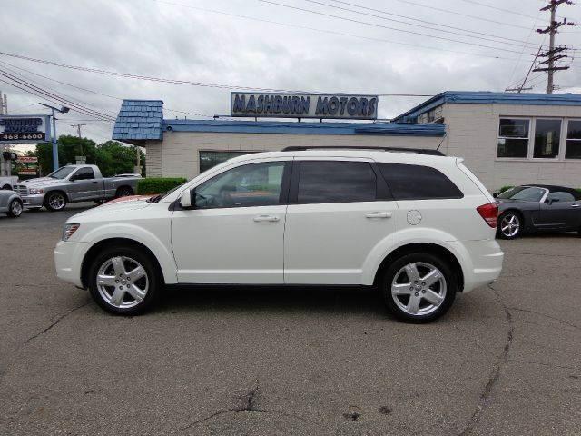 2010 Dodge Journey for sale at Mashburn Motors in Saint Clair MI
