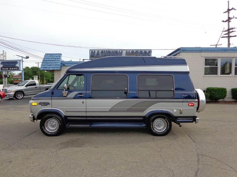 1995 Chevrolet G20 for sale at Mashburn Motors in Saint Clair MI