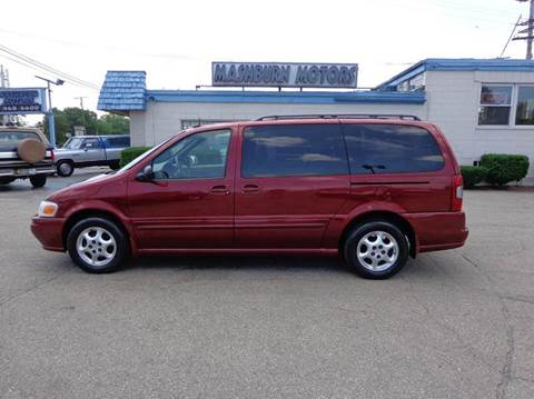 2003 Oldsmobile Silhouette for sale at Mashburn Motors in Saint Clair MI