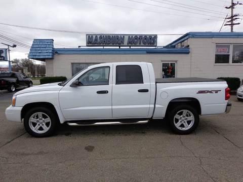 2007 Dodge Dakota for sale at Mashburn Motors in Saint Clair MI