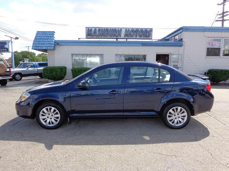 2010 Chevrolet Cobalt for sale at Mashburn Motors in Saint Clair MI