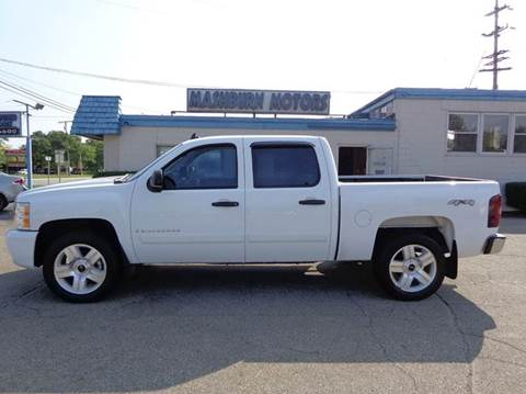2008 Chevrolet Silverado 1500 for sale at Mashburn Motors in Saint Clair MI