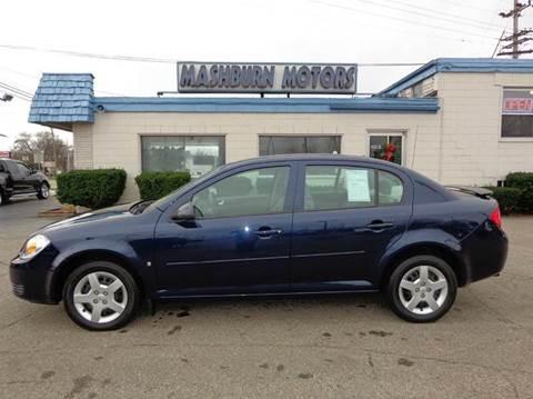 2008 Chevrolet Cobalt for sale at Mashburn Motors in Saint Clair MI