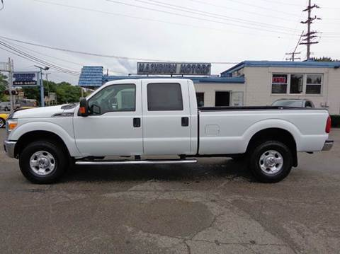 2011 Ford F-350 Super Duty for sale at Mashburn Motors in Saint Clair MI