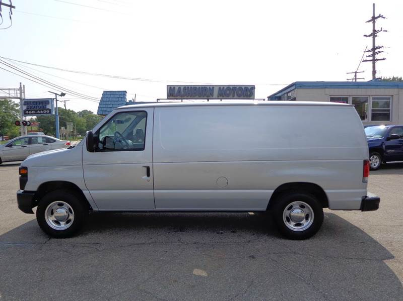 2008 Ford E-Series Cargo for sale at Mashburn Motors in Saint Clair MI