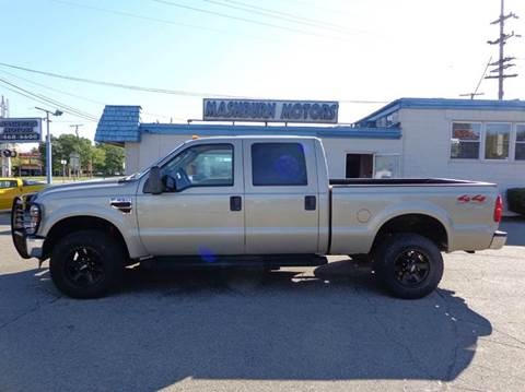 2009 Ford F-350 Super Duty for sale at Mashburn Motors in Saint Clair MI