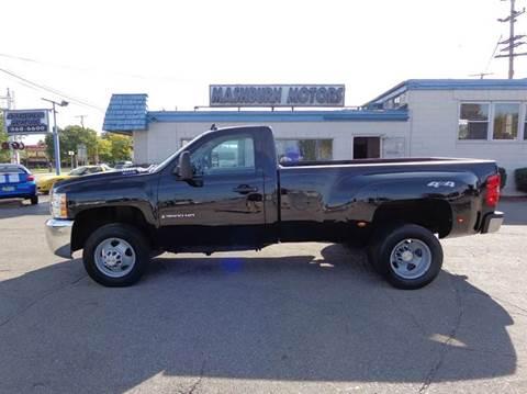 2009 Chevrolet Silverado 3500HD for sale at Mashburn Motors in Saint Clair MI