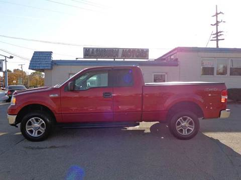 2007 Ford F-150 for sale at Mashburn Motors in Saint Clair MI