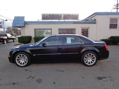 2007 Chrysler 300 for sale at Mashburn Motors in Saint Clair MI