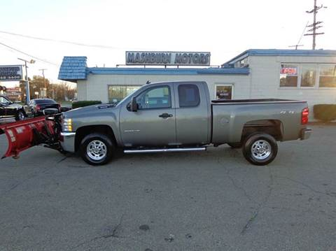 2007 Chevrolet Silverado 2500HD for sale at Mashburn Motors in Saint Clair MI