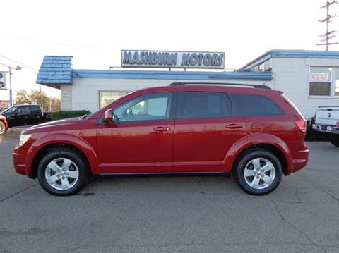 2010 Dodge Journey for sale at Mashburn Motors in Saint Clair MI