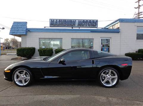 2005 Chevrolet Corvette for sale at Mashburn Motors in Saint Clair MI