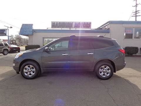 2010 Chevrolet Traverse for sale at Mashburn Motors in Saint Clair MI