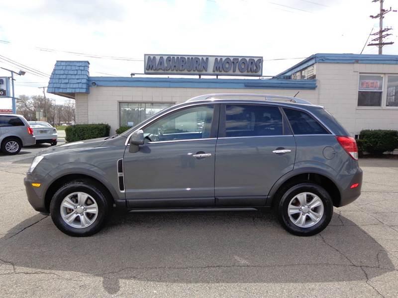 2008 Saturn Vue for sale at Mashburn Motors in Saint Clair MI