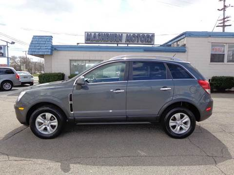 2008 Saturn Vue for sale at Mashburn Motors in Saint Clair MI