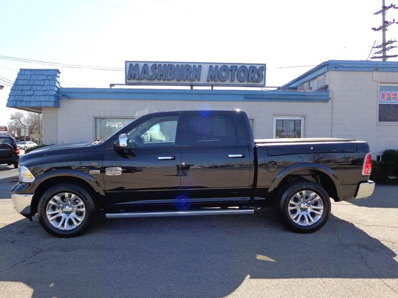2013 RAM Ram Pickup 1500 for sale at Mashburn Motors in Saint Clair MI