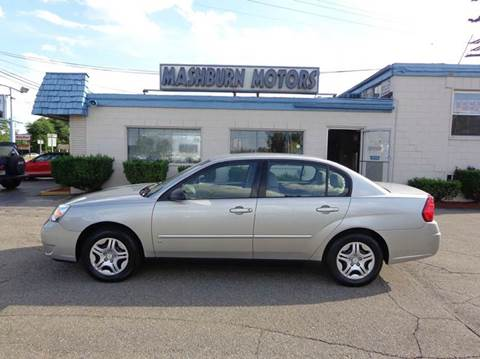 2006 Chevrolet Malibu for sale at Mashburn Motors in Saint Clair MI