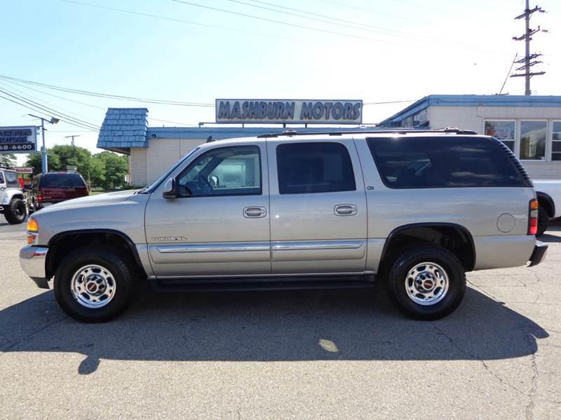 2006 GMC Yukon XL for sale at Mashburn Motors in Saint Clair MI