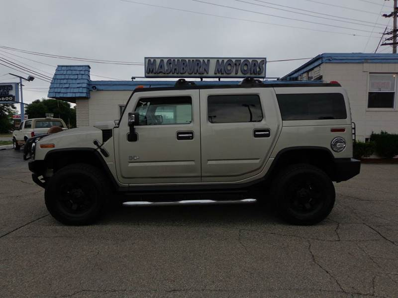 2005 HUMMER H2 for sale at Mashburn Motors in Saint Clair MI