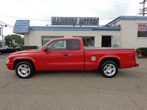 2001 Dodge Dakota for sale at Mashburn Motors in Saint Clair MI