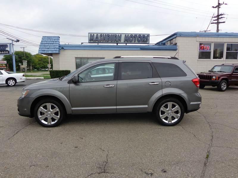 2012 Dodge Journey for sale at Mashburn Motors in Saint Clair MI