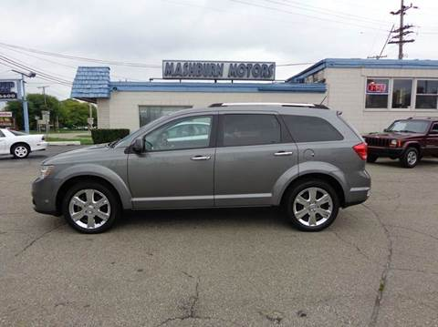 2012 Dodge Journey for sale at Mashburn Motors in Saint Clair MI