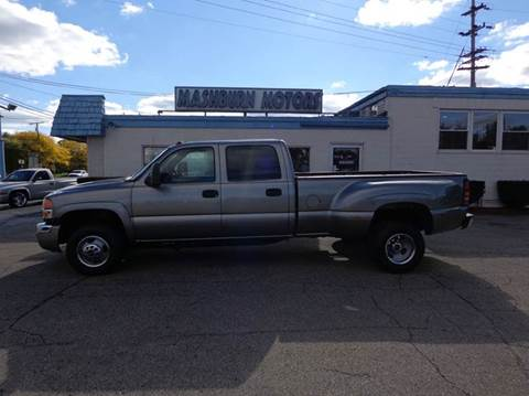 2007 GMC Sierra 3500 Classic for sale at Mashburn Motors in Saint Clair MI