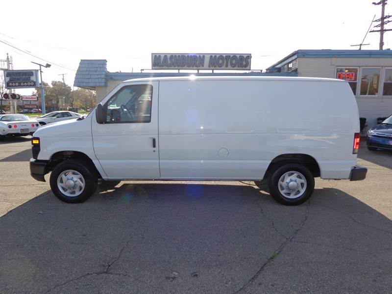2009 Ford E-Series Cargo for sale at Mashburn Motors in Saint Clair MI