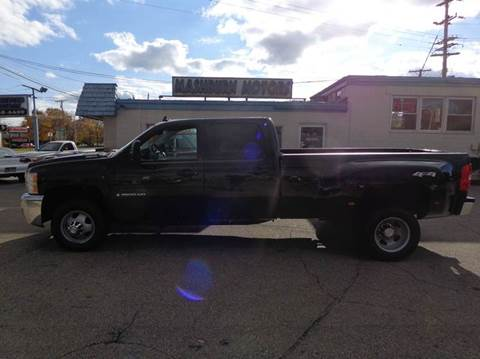 2008 Chevrolet Silverado 3500HD for sale at Mashburn Motors in Saint Clair MI
