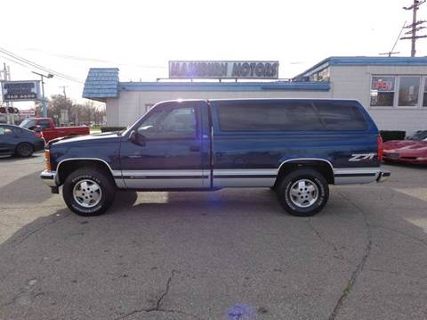 1995 Chevrolet C/K 1500 Series for sale at Mashburn Motors in Saint Clair MI