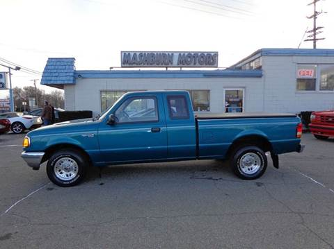 1994 Ford Ranger for sale at Mashburn Motors in Saint Clair MI