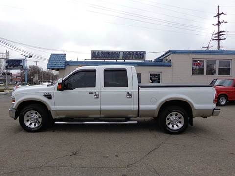 2008 Ford F-250 Super Duty for sale at Mashburn Motors in Saint Clair MI