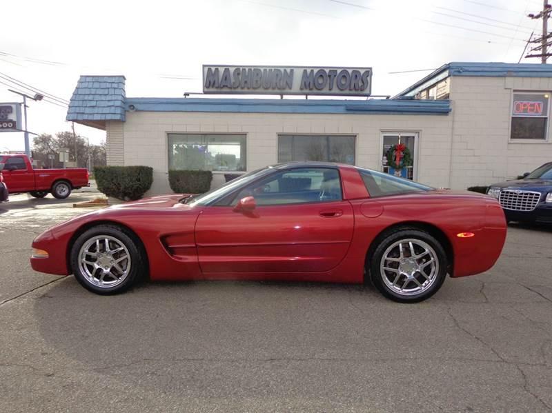 1999 Chevrolet Corvette for sale at Mashburn Motors in Saint Clair MI