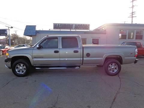 2001 GMC Sierra 2500HD for sale at Mashburn Motors in Saint Clair MI