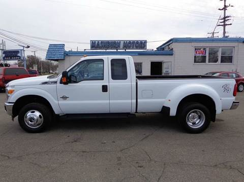 2014 Ford F-350 Super Duty for sale at Mashburn Motors in Saint Clair MI