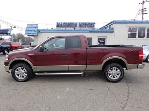 2004 ford f150 lariat 4x4 truck fully loaded