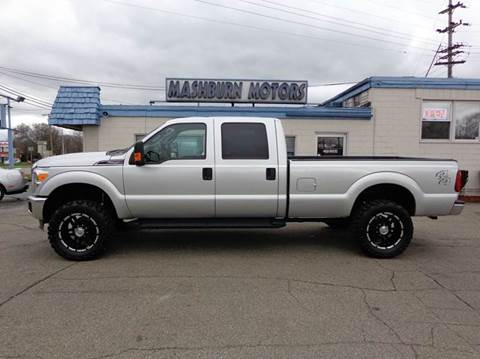 2013 Ford F-250 Super Duty for sale at Mashburn Motors in Saint Clair MI