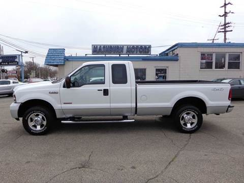 2005 Ford F-250 Super Duty for sale at Mashburn Motors in Saint Clair MI