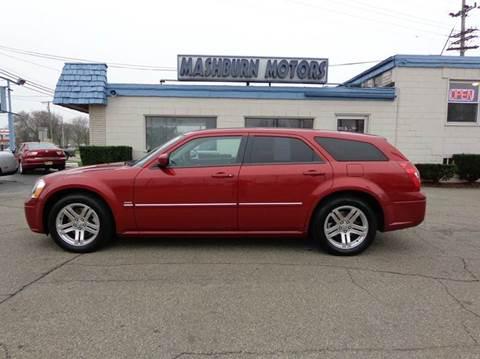 2005 Dodge Magnum for sale at Mashburn Motors in Saint Clair MI
