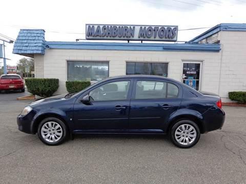 2009 Chevrolet Cobalt for sale at Mashburn Motors in Saint Clair MI