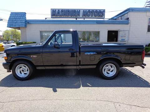 1994 Ford F-150 SVT Lightning for sale at Mashburn Motors in Saint Clair MI