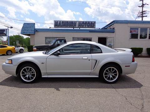 2000 Ford Mustang for sale at Mashburn Motors in Saint Clair MI
