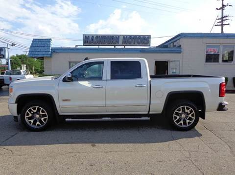 2015 GMC Sierra 1500 for sale at Mashburn Motors in Saint Clair MI