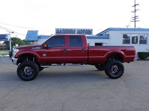2015 Ford F-350 Super Duty for sale at Mashburn Motors in Saint Clair MI