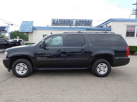 2011 Chevrolet Suburban for sale at Mashburn Motors in Saint Clair MI
