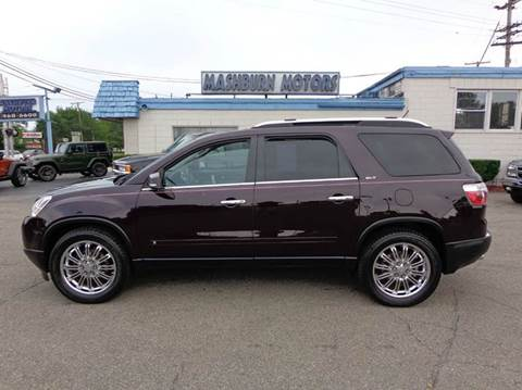 2009 GMC Acadia for sale at Mashburn Motors in Saint Clair MI