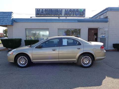 2004 Chrysler Sebring for sale at Mashburn Motors in Saint Clair MI