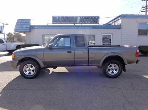 2005 Ford Ranger for sale at Mashburn Motors in Saint Clair MI