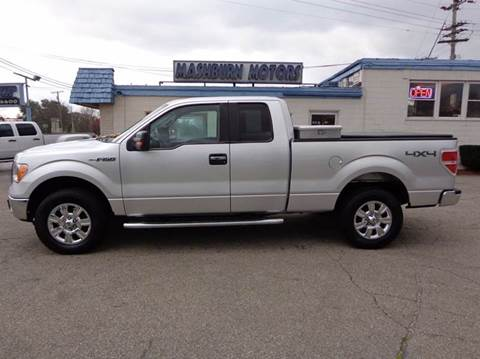 2010 Ford F-150 for sale at Mashburn Motors in Saint Clair MI